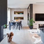Interior design, decoration and reform attic apartment Sant Gervasi