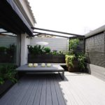 Ways to get a good shade in terraces, patios or gardens
