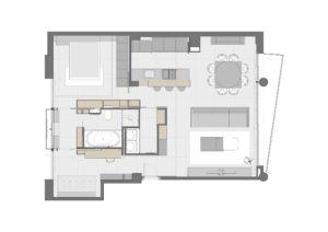 reforma integral de un piso