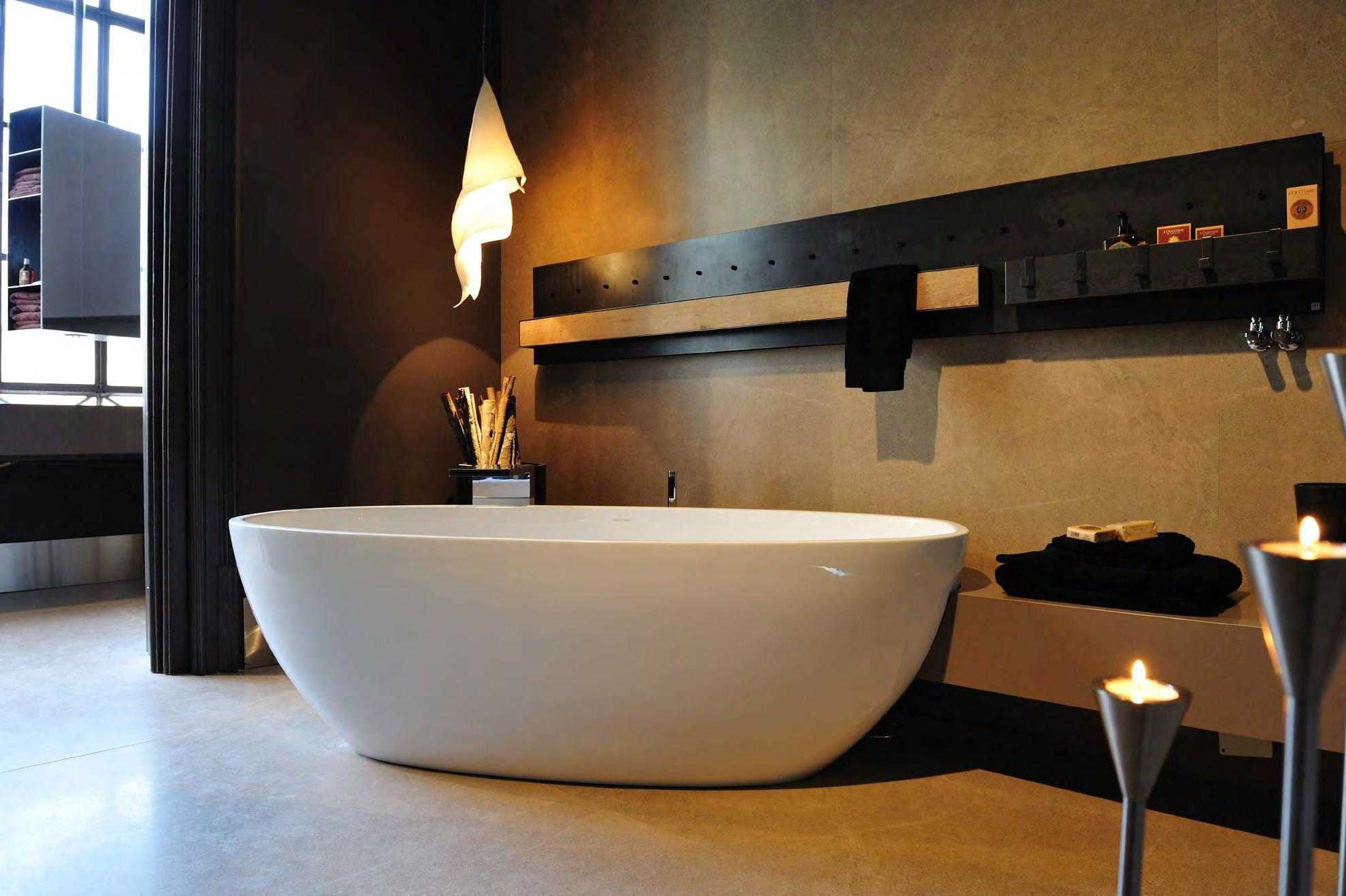 interior design bathtub Casa Decor 2011