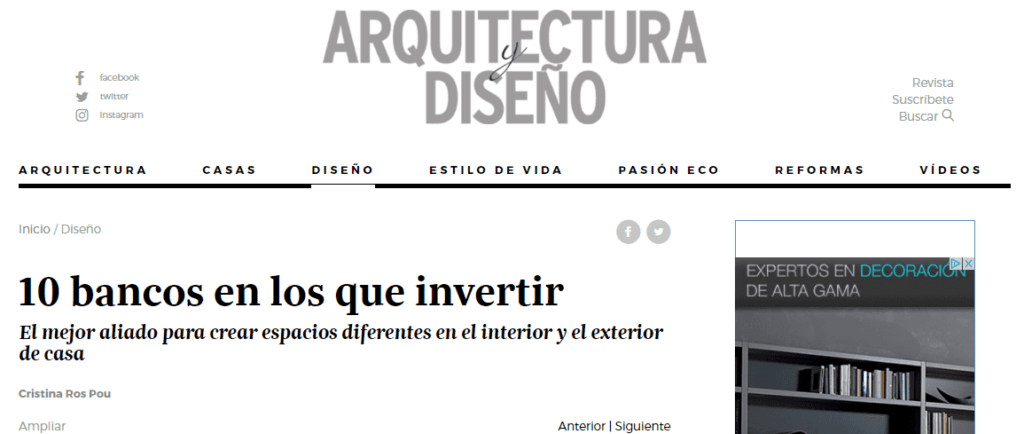 Architecture and Design - Coblonal Interiorismo