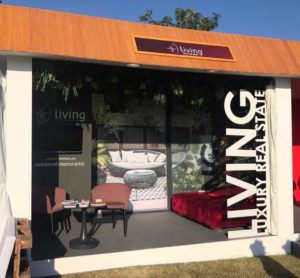 Stand Living by Coblonal Interiorismo