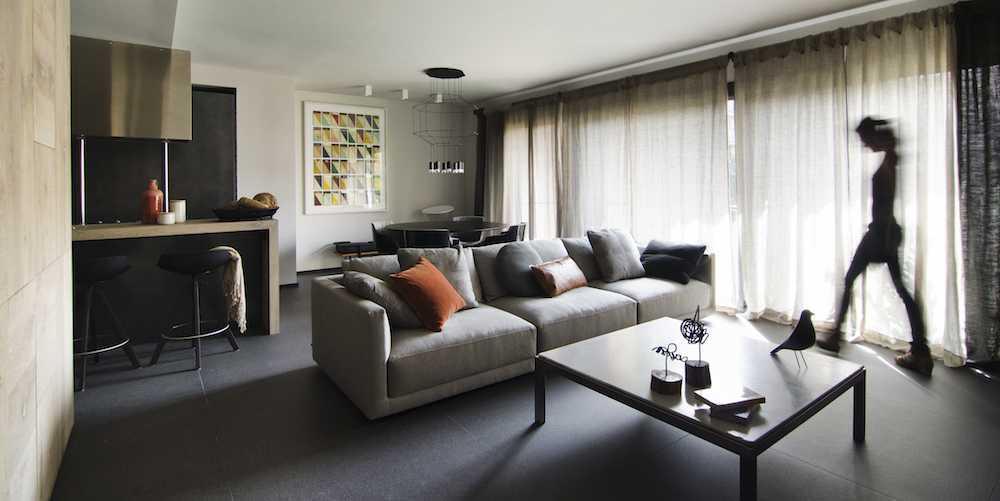 Interiorismo y decoraci n piso en sarri coblonal Pisos bien decorados