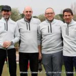 Coblonal Interiorismo participates in the golf tournament Hexagonal 2018
