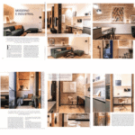 Our apartment in the neighborhood of Galvany is published in the magazine Hogares