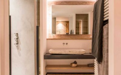 Some ideas for equipping a small bathroom
