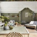 The best plants and elements for a garden in an urban inner courtyard