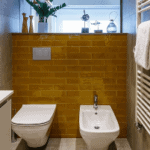 The importance of a singular bathroom as an interior design strategy