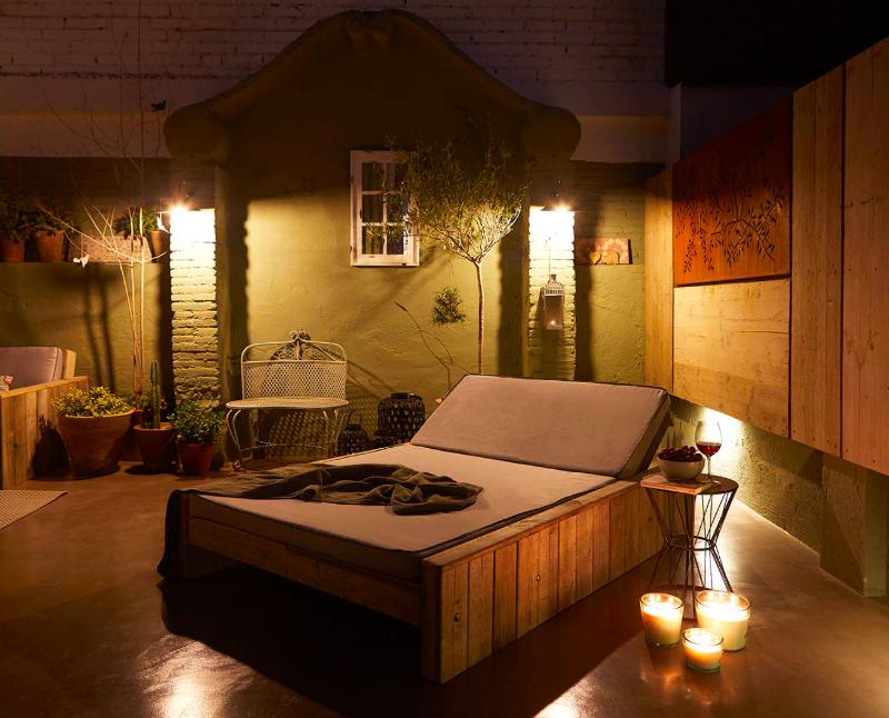 idees | Il·luminació que aporta valor afegit a la terrassa