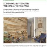 La revista Interiores publica l'habitatge compartit que hem dissenyat a Gràcia