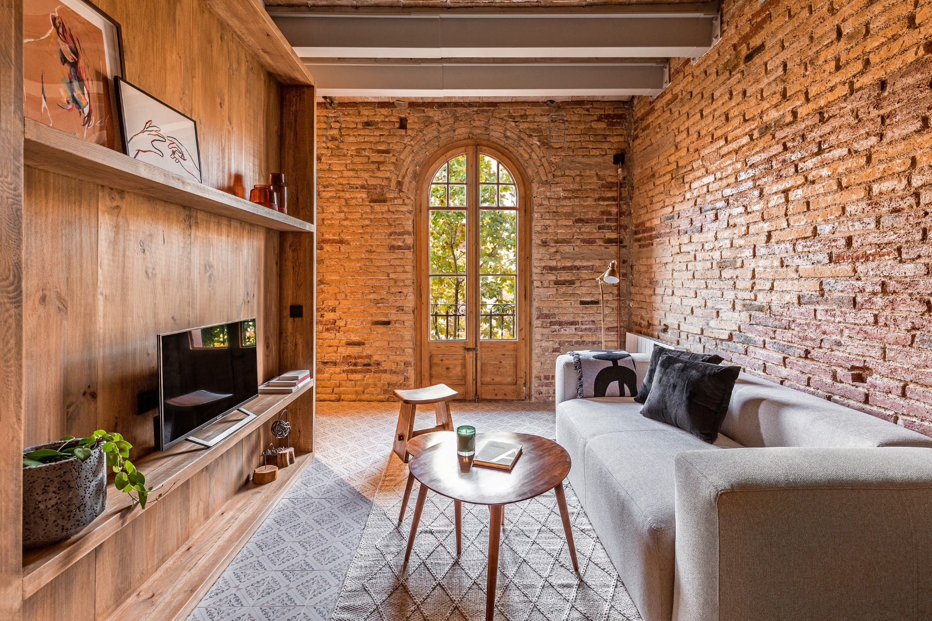 Small apartment in Cartagena St.