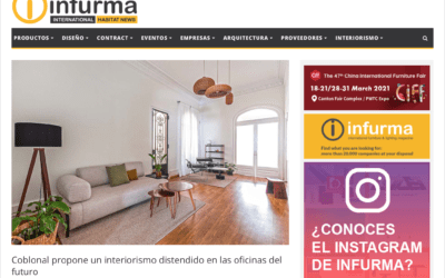 Infurma publishes our latest home-office