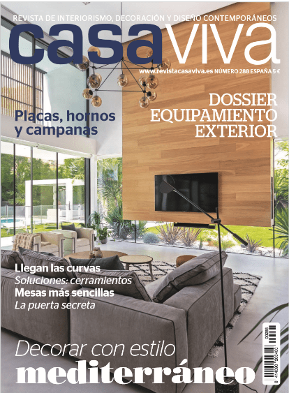 We are the cover of Casa Viva